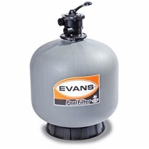 Filtro De Alberca En Plastico Evans Pa-500