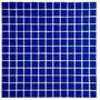 Mosaico Veneciano Para Alberca Color Azul Cobalto Oscuro Eur