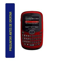 Alcatel Ot-255a Teclado Qwerty Radio Fm Organizador Java