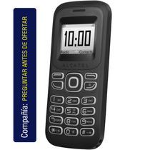 Alcatel Ot-132a Radio Fm Mensajería Alarma Juegos
