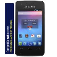 Alcatel One Touch Spop Ot-4030a Cám 3.2 Mpx Wifi Android