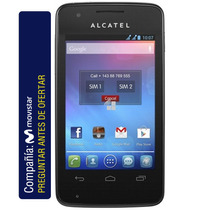 Alcatel One Touch Spop Ot-4030a Cám 3.2 Mpx Wifi Android