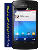 Alcatel One Touch T´pop Ot-4010a Cám 2 Mpx Wifi Bluetooth