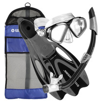 Set De Snorkel Us Divers Cozumel Adulto. Varios Colores