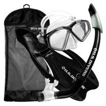 U.s. Divers Kit De Snorkeo + Aletas + Snorkel + Visores