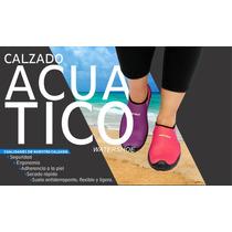 Zapato Acuático Para Playa O Alberca