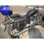 Alforjas De Piel Moto Lisa - Harley Suzuki Honda Yamaha