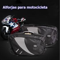 Alforjas Laterales Para Motocicleta Sunway Resistente A Agua