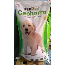 Croqueta Perron Cachorro 28% Proteina C/extra Calcio Y Omega