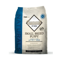 Alimento Diamond Naturals Cachorro Razas Pequeñas 8.16 Kg