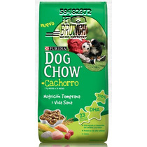 Dog Chow Cachorro Med 7kgs Pet Brunch