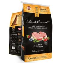 Grand Pet Natural Gourmet Adulto - Bulto De 15 Kg