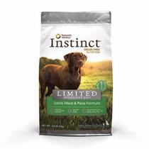 Alimento Para Perro Instinct Lid Cordero 25.3 Lb.