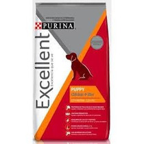 Excellent Purina Cachorro - Bulto De 4 Kg