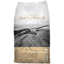 Diamond Naturals Light Cordero Y Arroz Adulto (30 Lbs. (13.