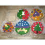 Cupcakes De Carne Para Perro Paq Con 6