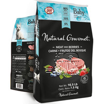 Natural Gourmet Baby 7.5kg Pet Brunch