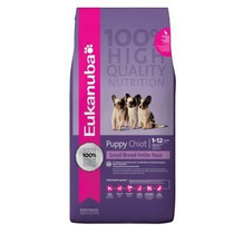 Eukanuba Cachorro Razas Pequeñas 20kg (envio Gratis Df)