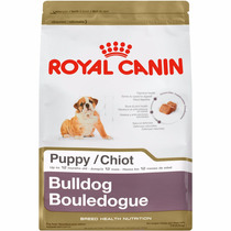 Alimento Royal Canin Bulldog Puppy 13.63 Kg