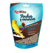 Redkite Mezcla P/canarios Y Finches 500 Gr