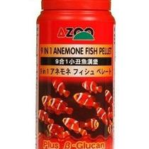 Azoo 9 In 1 Anemona Fish Food 120 Ml Pp