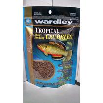 Alimento Peces Tropicales Wardley Crumbles 90gr