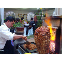 Los Mejores Tacos Al Pastor Y Parrilladas Para Tu Evento.