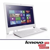 Pc All In One Lenovo C245 Amd E1-1200 All In One Seminueva