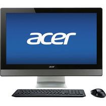 Computadora Todo En Uno Acer Touch Screen 23 /8gb/1 Tb/ Win8
