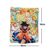 Almohada Dragon Ball Z Goku Faces De Excelente Calidad