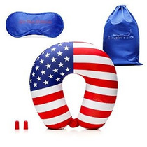 Viaje Almohada Para Cuello 77% Off Now !!! Bundle Para Avion