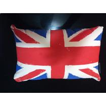 Cojín Del Reino Unido, Excelente Hechura,suave, Nuevo!