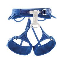 Adjama Arnes Azul Ch Alpinismo Con Perneras Regulables Petzl