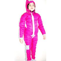 Suit Termico Chamarra Pantalon Traje Infantil Para Nieve
