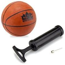 Corona Artículos Deportivos Mini Baloncesto Con Bomba Aguja