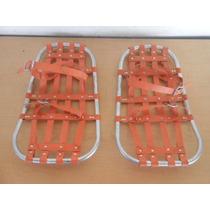 Raquetas Zapatos Para Caminar Por La Nieve De Aluminio
