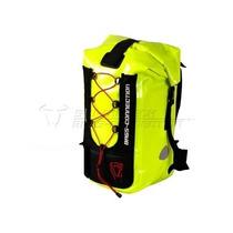 Mochila Back Pack Impermeable Todo Tipo Moto 30lt