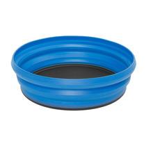 Xl-bowl Plato Hondo Capacidad 39oz Color Azul Rey To Summit