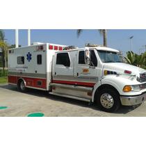 Ambulancia Tipo 9 Mod 2007 Turbo Disel 7.3 Lts Modulo 2012