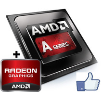 Procesador Cpu Amd A4 6300 X2 7.8ghz Graficos Ati Hd8370