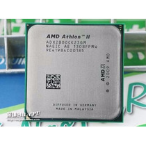 Procesador Amd Athlon Ii X2 280, 3.4 Ghz,2mb L2 , Am2+ Am3