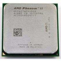 Amd Phenom Ii X4 965, 3.4 Ghz/6 Mb L2, Am3, Hd96ztwfk4dgr