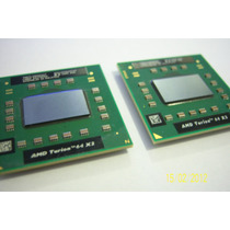 Amd Mobile Turion 64x2 Socket S1 1.6ghz Doble Nucleo 3.2ghz!