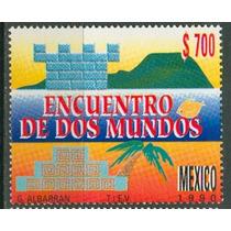 Sc 1668 Año 1990 Encuentro De Dos Mundos