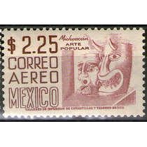 México, Arte Popular Michoacan 2.25p, Ma 300v 1953