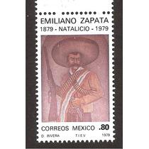Emiliano Zapata 1979 Pintura Diego Rivera