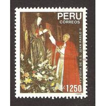 2da Visita Juan Pablo I I A Peru Ahora Santo