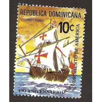 Rep. Dominicana 490 Aniversario Descubrimiento América
