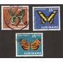 Estampillas Mariposas De Suriname