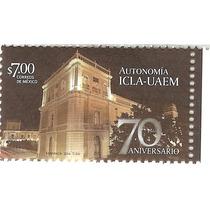 70 Aniversario Universidad Autonoma Edo De Mexico 2014 Vbf